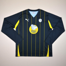 Sheffield Wednesday 2010 - 2011 Away Shirt (Very good) XXL
