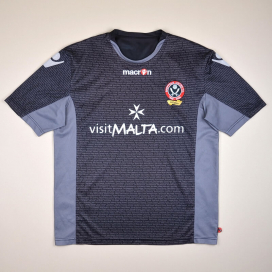 Sheffield United 2009 - 2010 '120 Years' Anniversary Special Shirt (Very good) L