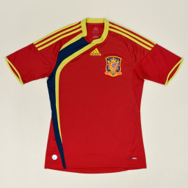 Spain 2009 Confederations Cup Home Shirt (Very good) S