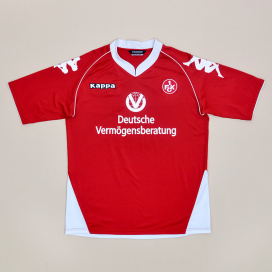 Kaiserslautern 2007 - 2008 Home Shirt (Excellent) XL