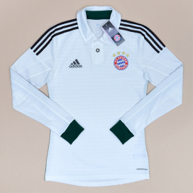 Bayern Munich 2013 - 2014 'BNWT' Player Issue Away Shirt (New with tags) S (4)