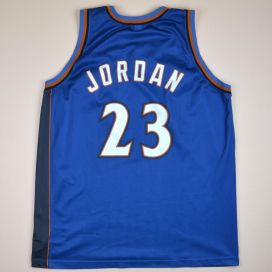 Washington Wizards NBA Basketball Shirt #23  Jordan (Very good) XXL