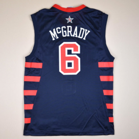 USA 2000 NBA Basketball Shirt #6 McGrady (Very good) M