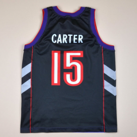 Toronto Raptors 2000 NBA Basketball Shirt #15 Carter (Very good) XS