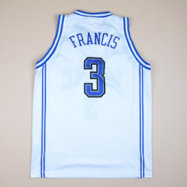Orlando Magic 2000 NBA Basketball Shirt #3 Francis (Very good) L