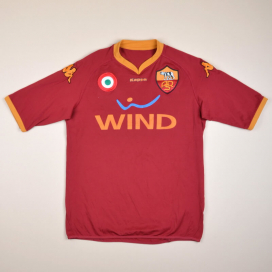 Roma 2007 - 2008 Home Shirt (Very good) M