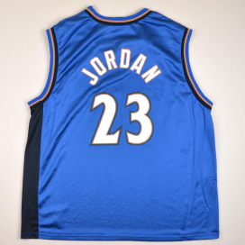 Washington Wizards NBA Basketball Shirt #23  Jordan (Very good) L