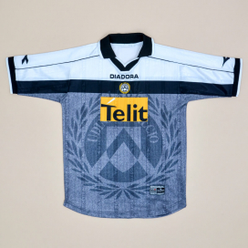 Udinese 2000 - 2001 Third Shirt (Very good) M