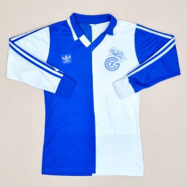 Grasshoppers 1979 - 1980 Home Shirt #9 (Not bad) S