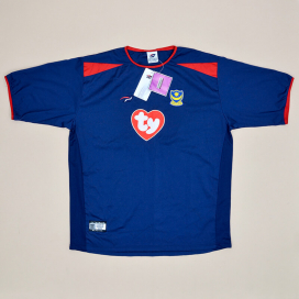 Portsmouth 2003 - 2005 'BNWT' Away Shirt (New with tags) XL