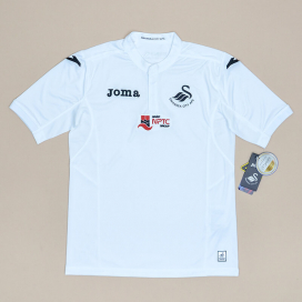 Swansea 2016 - 2017 'BNWT' Home Shirt (New with tags) YXL