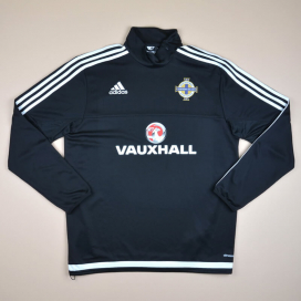 Northern Ireland 2016 - 2017 Training Top (Excellent) L