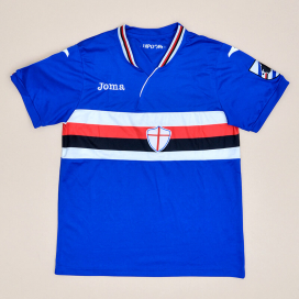 Sampdoria 2018 - 2019 Home Shirt (Very good) S