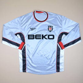 Besiktas 2000 - 2001 Third Shirt (Very good) XL