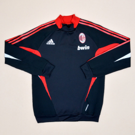 AC Milan 2008 - 2009 Training Sweat Top (Very good) M