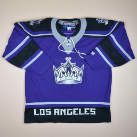 Los Angeles Kings 2000 NHL Hockey Shirt (Not bad) XL