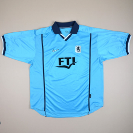 1860 Munich 1999 - 2000 Home Shirt (Very good) XL