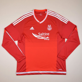 Aberdeen 2015 - 2016 Home Shirt (Very good) XL