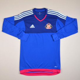 Sunderland 2015 - 2016 Goalkeeper Shirt (Very good) S
