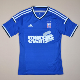 Ipswich 2014 - 2015 Home Shirt (Very good) M