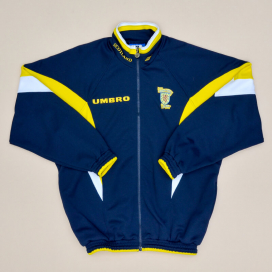 Scotland 1993 - 1995 Training Jacket (Very good) S