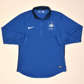 France 2011 - 2012 Player Issue Home Shirt (Good) XL