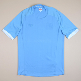 Manchester City 2010 - 2011 Special Home Shirt (Very good) M