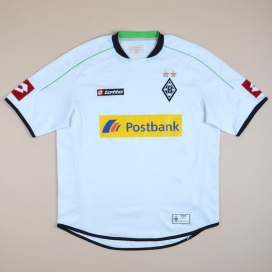 Borussia Monchengladbach 2010 - 2012 Home Shirt (Good) M