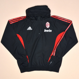 AC Milan 2008 - 2009 Hooded Jacket (Very good) M