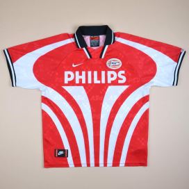 PSV 1996 - 1997 Home Shirt (Good) XL