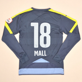 Grasshoppers 2016 - 2017 Match Issue Third Shirt #18 Mall (Excellent) M