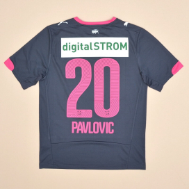 Grasshoppers 2014 - 2015 Third Shirt #20 Pavlovic (Very good) S