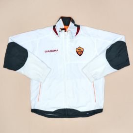 Roma 2004 - 2005 Training Jacket (Very good) M