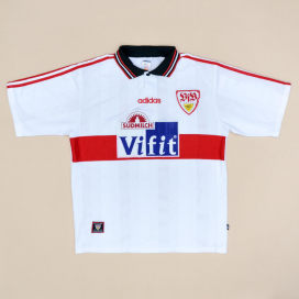 Stuttgart 1995 - 1997 Home Shirt (Good) XL