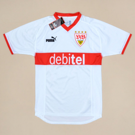 Stuttgart 2003 - 2004 'BNWT' Home Shirt (Very good) M
