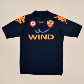 Roma 2007 - 2008 Third Shirt (Very good) XL