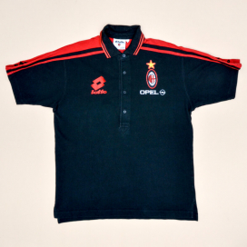 AC Milan 1995 - 1996 Training Polo Shirt (Good) XXL