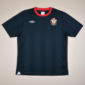 Southampton 2010 - 2011 125 Years Away Shirt (Excellent) S