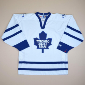Toronto Maple Leafs 2000 NHL Hockey Shirt (Very good) L