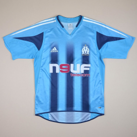 Olympique Marseille 2004 - 2005 Away Shirt (Very good) S
