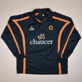 Wolverhampton 2005 - 2006 Away Shirt (Very good) XL