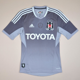 Besiktas 2013 - 2014 Formotion Away Shirt (Very good) S