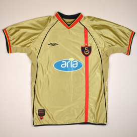 Galatasaray 2002 - 2003 Fourth Shirt (Very good) L