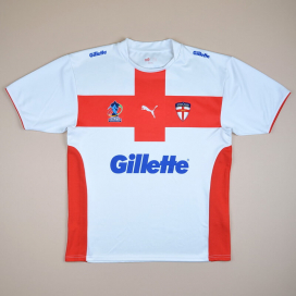 England 2000 Rugby Shirt (Very good) L