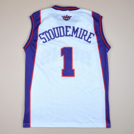 Phoenix Suns 2000 NBA Basketball Shirt #1 Stoudemire (Excellent) M