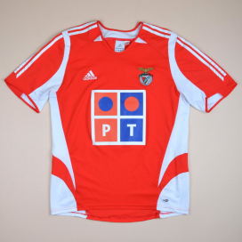 Benfica 2005 - 2006 Home Shirt (Very good) L