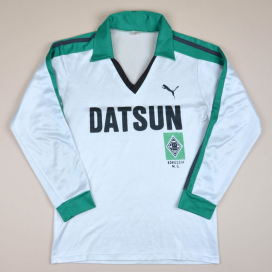Borussia Monchengladbach 1980 - 1982 Home Shirt (Good) M