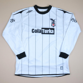 Besiktas 2006 - 2007 Away Shirt (Very good) XL
