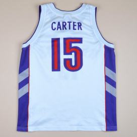 Toronto Raptors 2000 NBA Basketball Shirt #15 Carter (Very good) S
