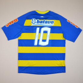 Flamengo 2010 Third Shirt #10 Petkovic (Good) L